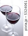 洋酒 葡萄酒 赤ワインの写真 5324061