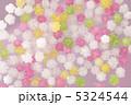 金平糖 砂糖菓子 こんぺいとうの写真 5324544
