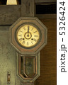 古時計 掛時計 時計の写真 5326424
