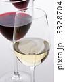 洋酒 葡萄酒 赤ワインの写真 5328704
