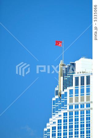 イスタンブールの国旗 5335066