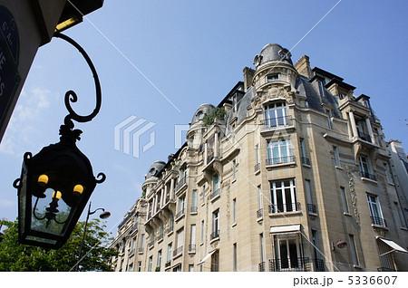 パリの街並み サンジェルマンデ...