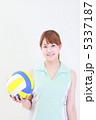 バレーボール イメージ  5337187