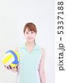 バレーボール イメージ  5337188