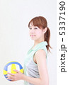 バレーボール イメージ  5337190