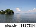 琵琶湖風景 5367300