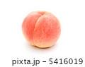 もも 果実 ピーチの写真 5416019