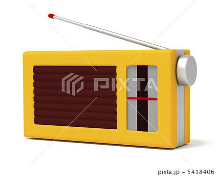 ラジオのイラスト素材 [5418406 ... : ラジオ体操 無料 : 無料
