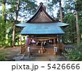 社殿 唐松神社 神社の写真 5426666