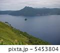 摩周湖の全景 5453804
