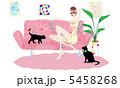 ネコちゃんと一緒♪ 5458268