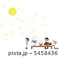 9月 月 秋のイラスト 5458436