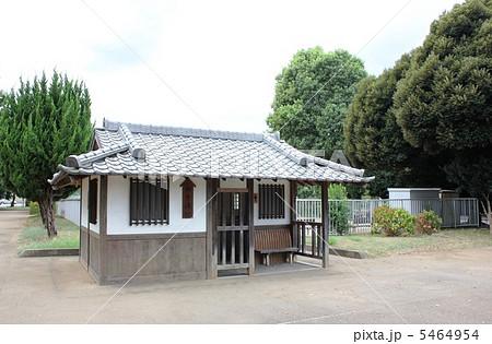 和風の公衆トイレ 5464954