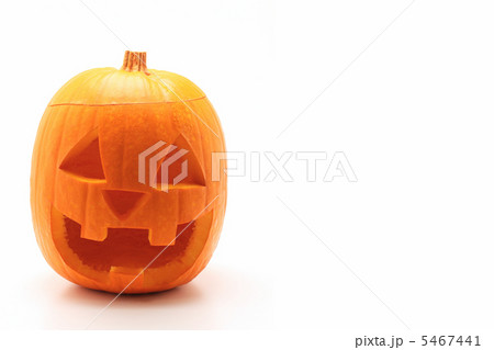 ハロウィンかぼちゃのジャックオーランタン 5467441