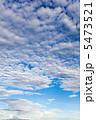 ウロコ雲 鰯雲 鱗雲の写真 5473521