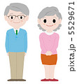 おばあちゃん おじいさん おばあさんのイラスト 5529671