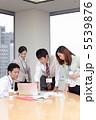 会議 グループ チームの写真 5539876