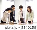 会社員 打ち合わせ ビジネスウーマンの写真 5540159