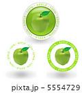 果物 アップル りんごのイラスト 5554729