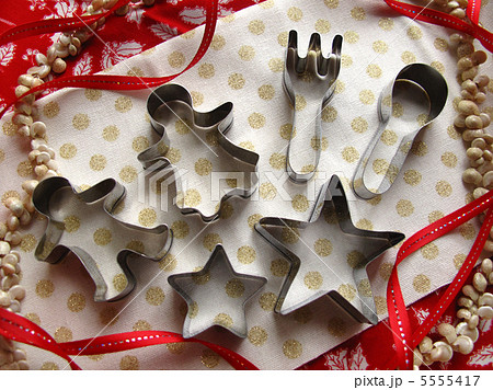 クリスマス手作りクッキー 5555417