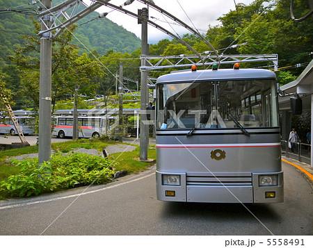 関電トンネルトロリーバス 5558491