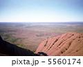 エアーズロックの頂上 5560174