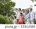 家族旅行 三世代 3世代家族の写真 5561080