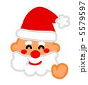 サンタクロース サンタ サンタさんのイラスト 5579597