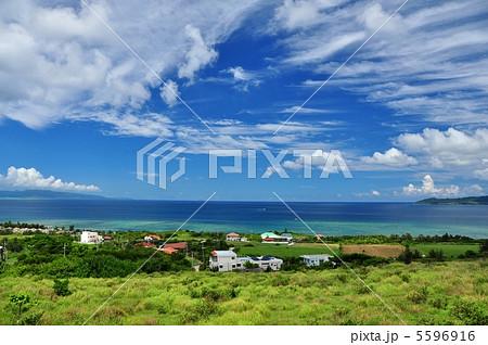 石垣島 高台からの風景 5596916