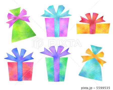 イラスト素材: プレゼントの ... : メッセージカード 無料 ダウンロード : カード