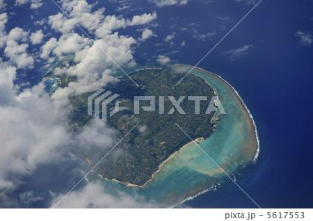 与論島 航空写真 5617553