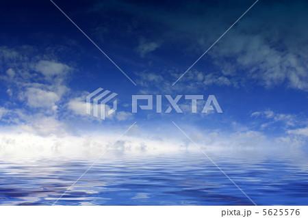 クラウドスケイプ 雲景 雲景画のイラスト素材 [5625576] - PIXTA
