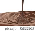 チョコレート 渦状 5633302