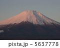 山中湖からの富士山8 5637778