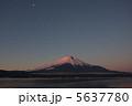 山中湖からの富士山10 5637780