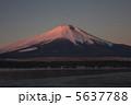 山中湖からの富士山18 5637788