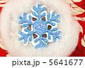 雪の結晶 スノー 雪の写真 5641677