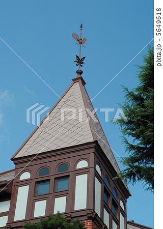 風見鶏の館(旧トーマス住宅)【神戸市北野異人館のシンボル】 5649618