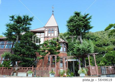風見鶏の館(旧トーマス住宅)【神戸市北野異人館のシンボル】 5649619