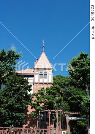 風見鶏の館(旧トーマス住宅)【神戸市北野異人館のシンボル】 5649622