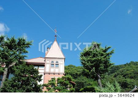 風見鶏の館(旧トーマス住宅)【神戸市北野異人館のシンボル】 5649624