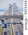 アクアライン 東京湾アクアライン 高速道路の写真 5653448