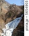 氷瀑 袋田の滝 滝の写真 5654903