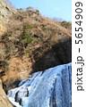 氷瀑 袋田の滝 滝の写真 5654909