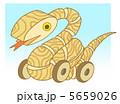 玩具 ヘビ 蛇のイラスト 5659026