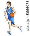 バスケットボール 5666073