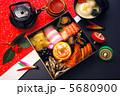 正月料理 お節料理 御節料理の写真 5680900