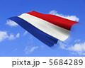国旗 オランダ オランダ王国のイラスト 5684289