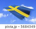 スウェーデン 国旗 スウェーデン王国のイラスト 5684349