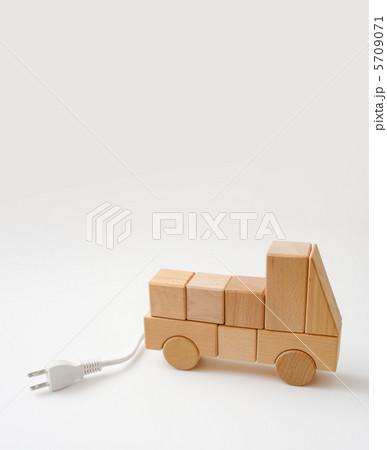 電気自動車のイメージの写真素材 [5709071] - PIXTA